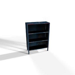 metal rack 2 model