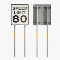 lightwave speed limits 3D model