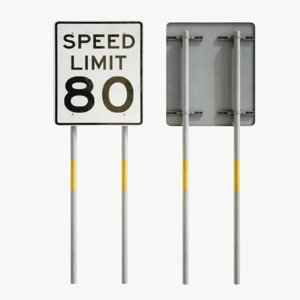 lightwave speed limits 3D model