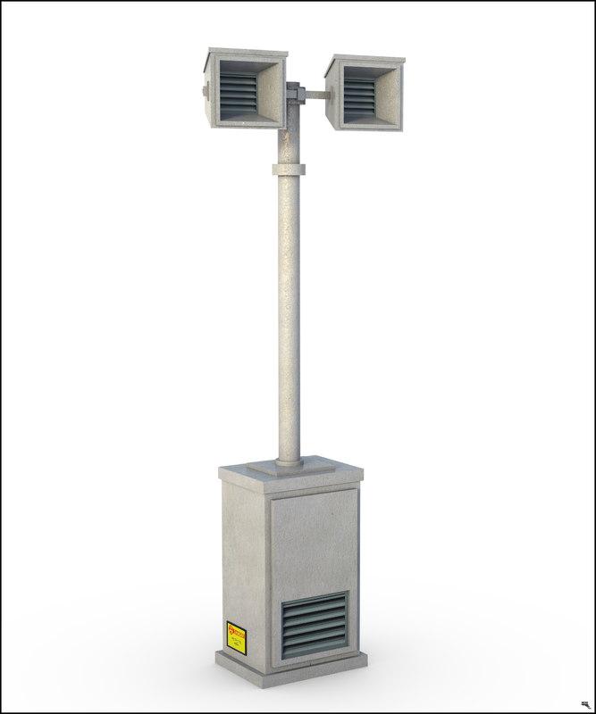 3D loudspeaker speaker loud