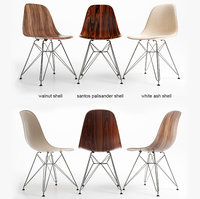 chair eames dsr 3D model
