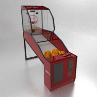 Arcade Basketball Game Machine