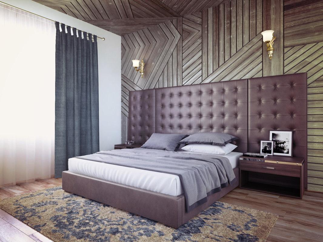 bed adunc 3D model