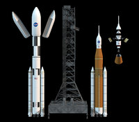NASA SLS Space Launch System