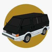 Van Car 05