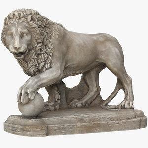 vacca medici lion model