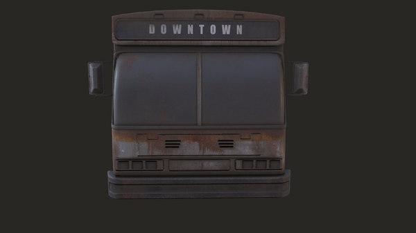 ready vehicle 3D model
