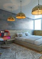 3D bedroom v3 model