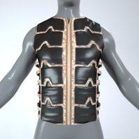 3D cyber armor