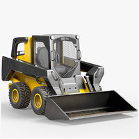 skid steer loader model