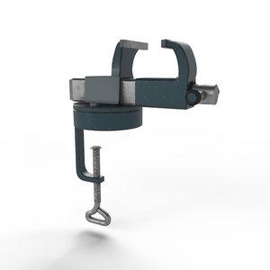 vise 3D model