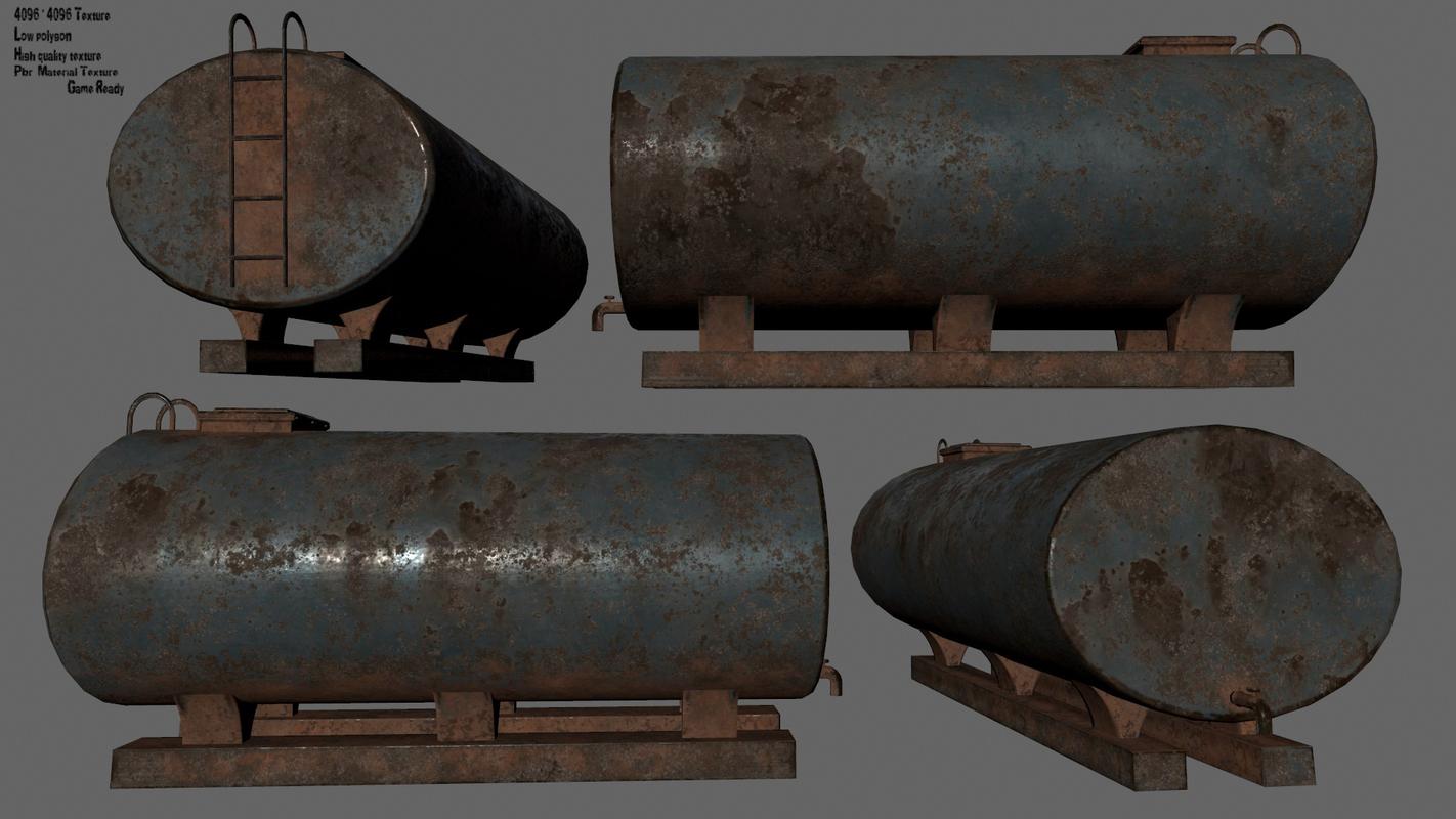 3D tanker