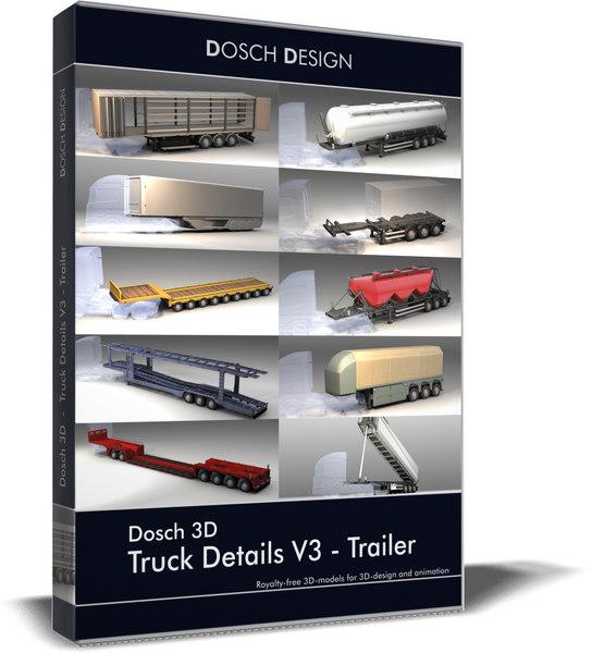 3D truck details v3 -