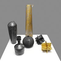 object sets 3D