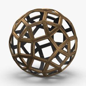 object design 3D model
