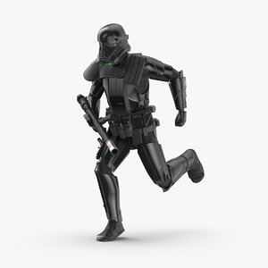 imperial death trooper - model