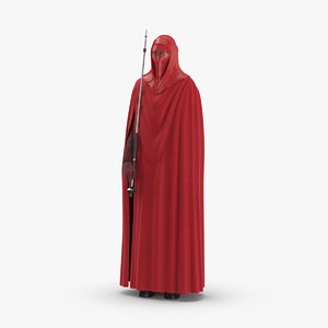 star wars imperial guard model