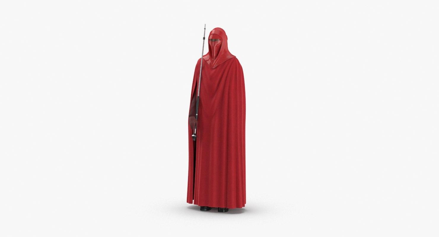 star wars imperial guard model