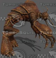 3D dungeons dragons umber