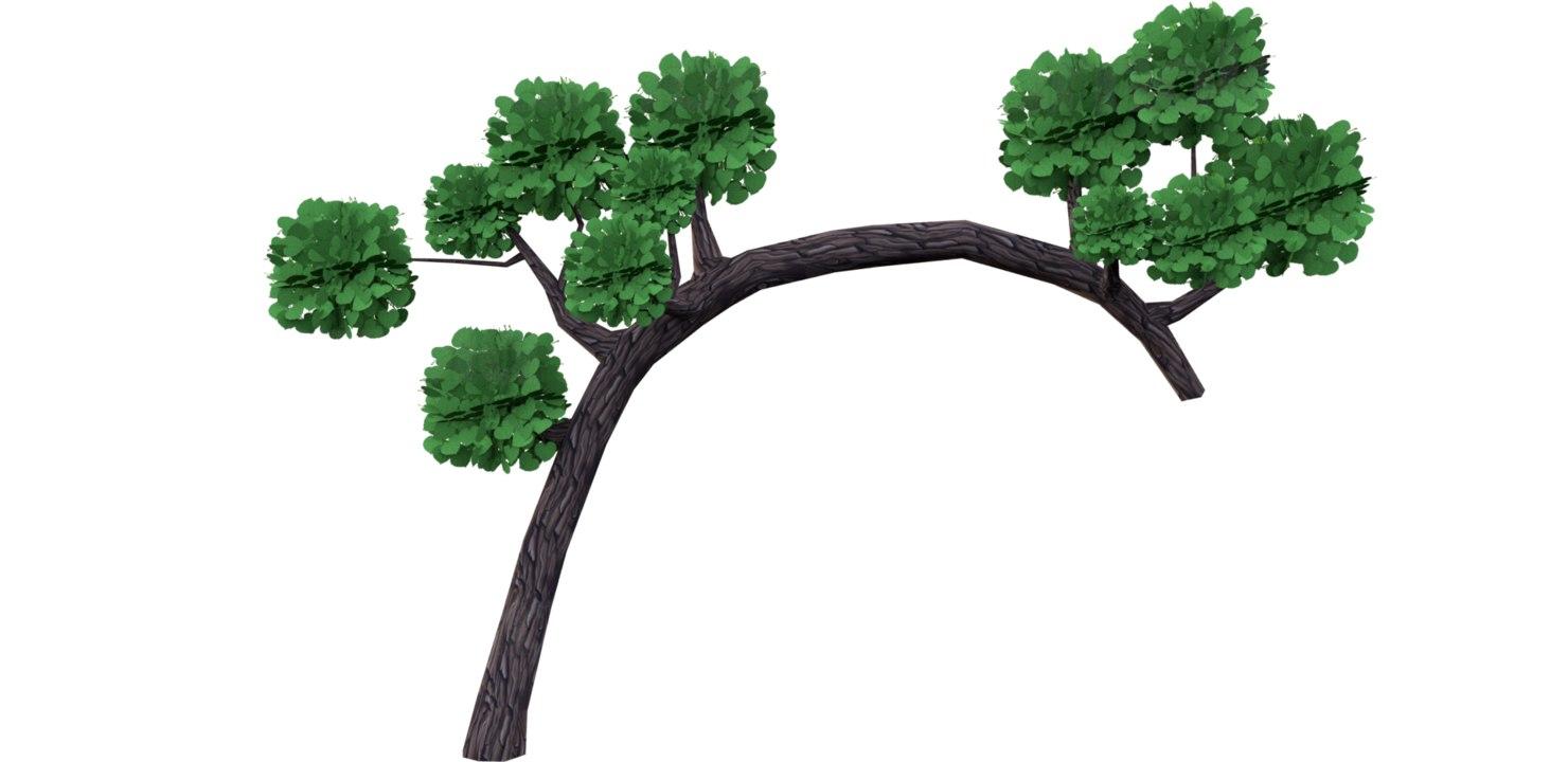 tree mobile model