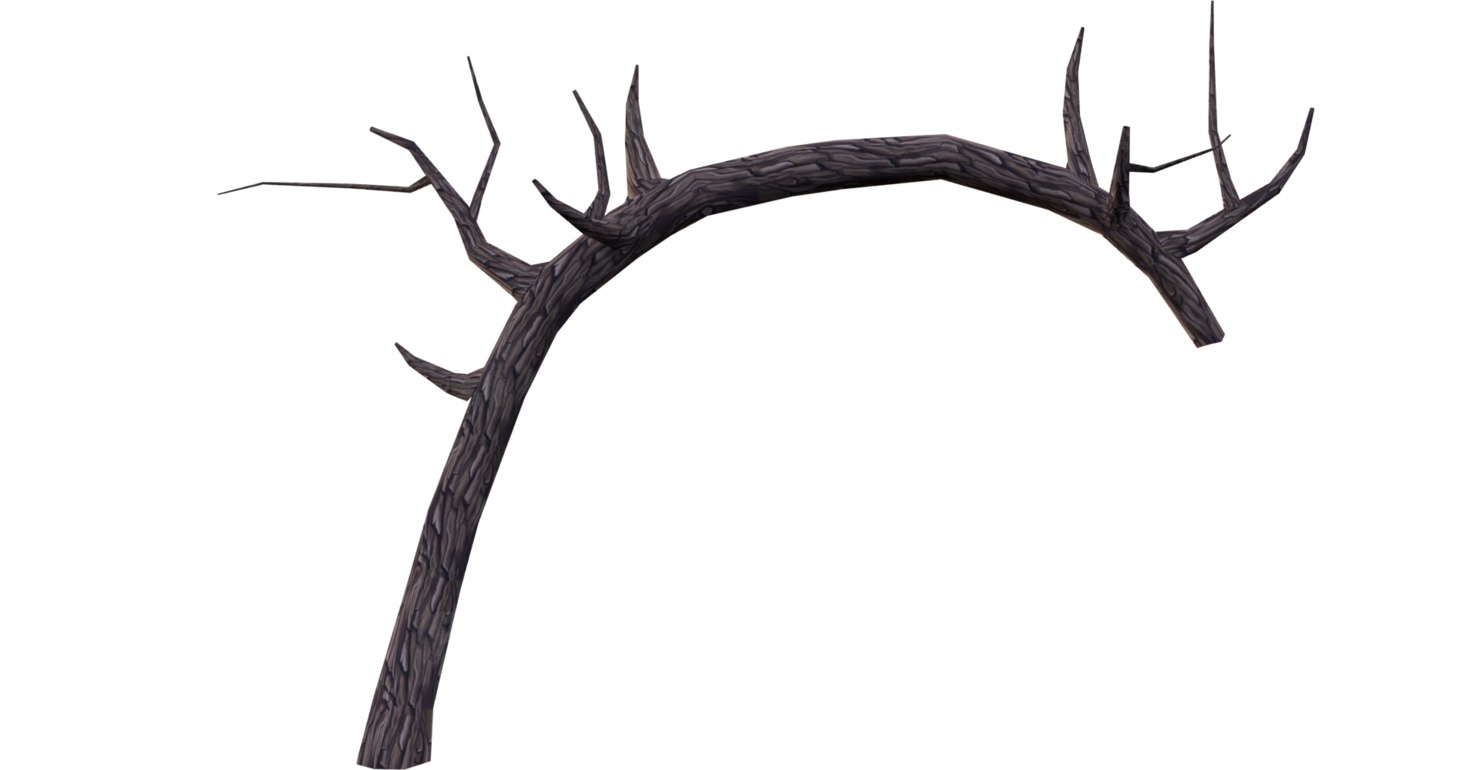 dry tree model