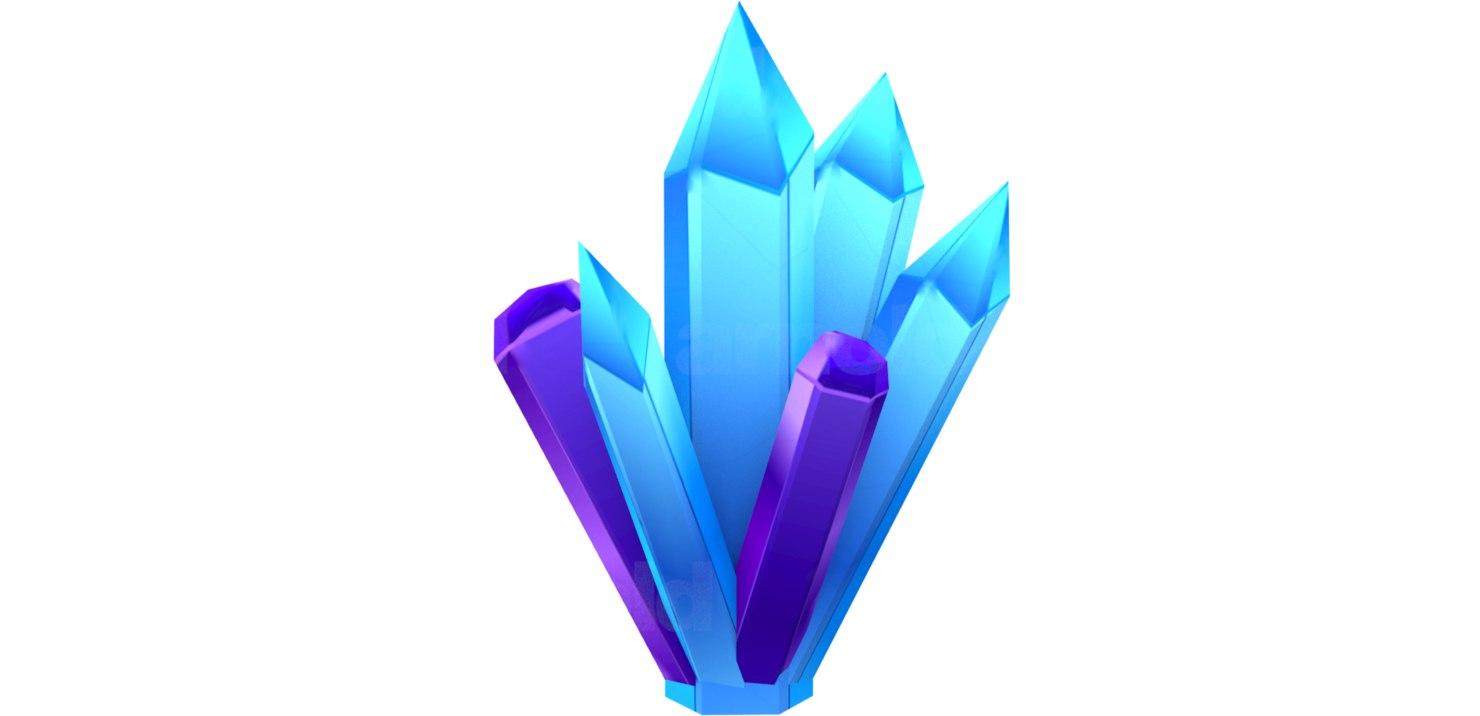3D quartz