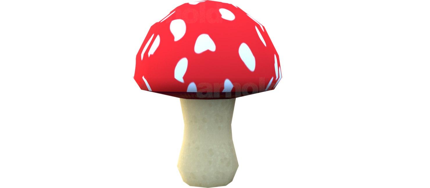 mushroom model