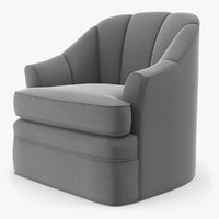 3D dee swivel chair