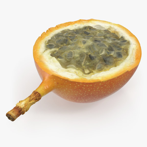 granadilla slice 3D model