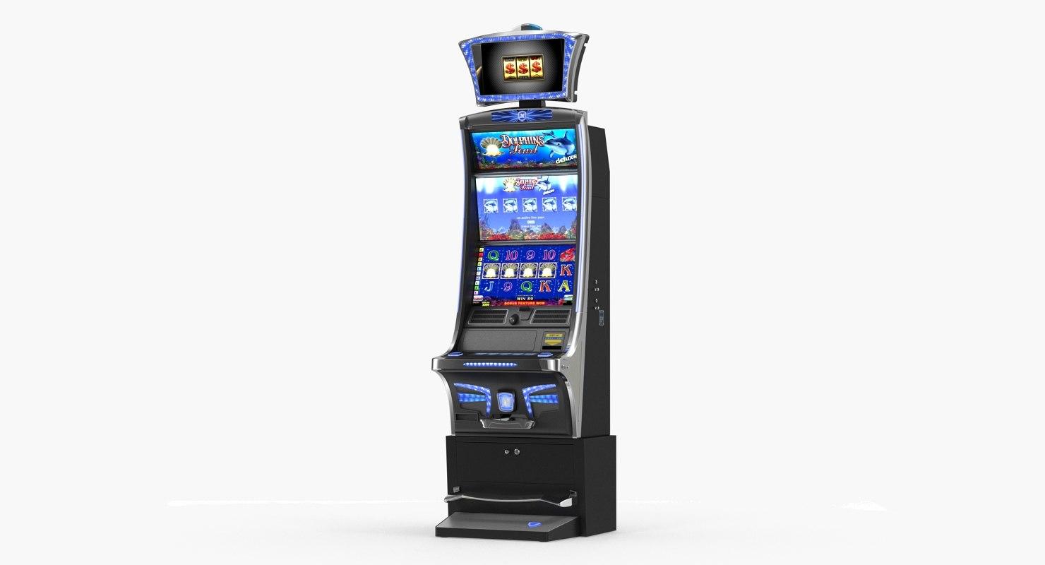 3D slot machine generic