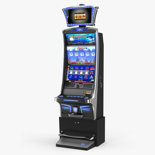3D slot machine generic