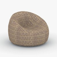 0644 - Bean Bag Armchair