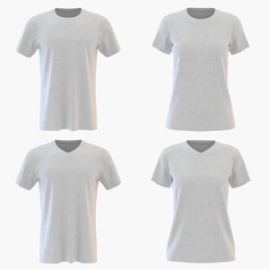 t-shirt men women 3D