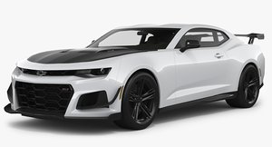 chevrolet camaro zl1 1le 3D model
