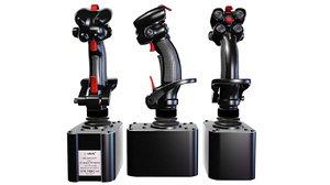 joystick sci-fi 3D