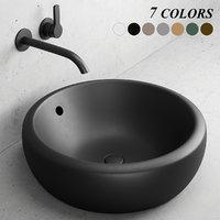 fluid washbasin 3D