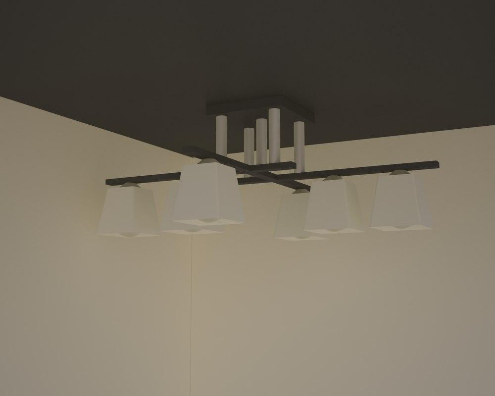 3D lighting model