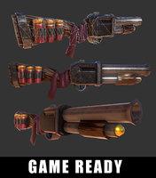 shotgun ready model