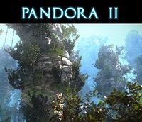 pandora planet 2 3D model