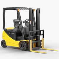 Komatsu Forklift FB15M