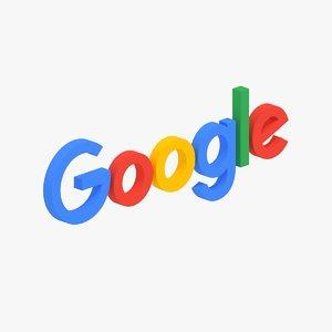 google logo model