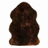 3D model wool luxe fudge brown