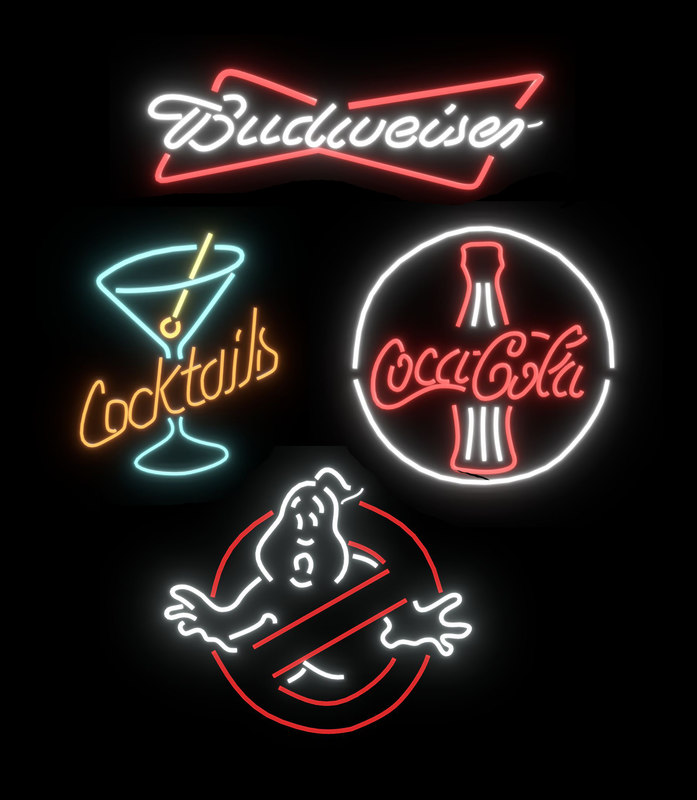 neon signs ready 4 model