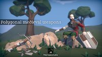 3D weapons soldier character pack model