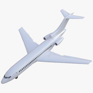 3D boeing 727