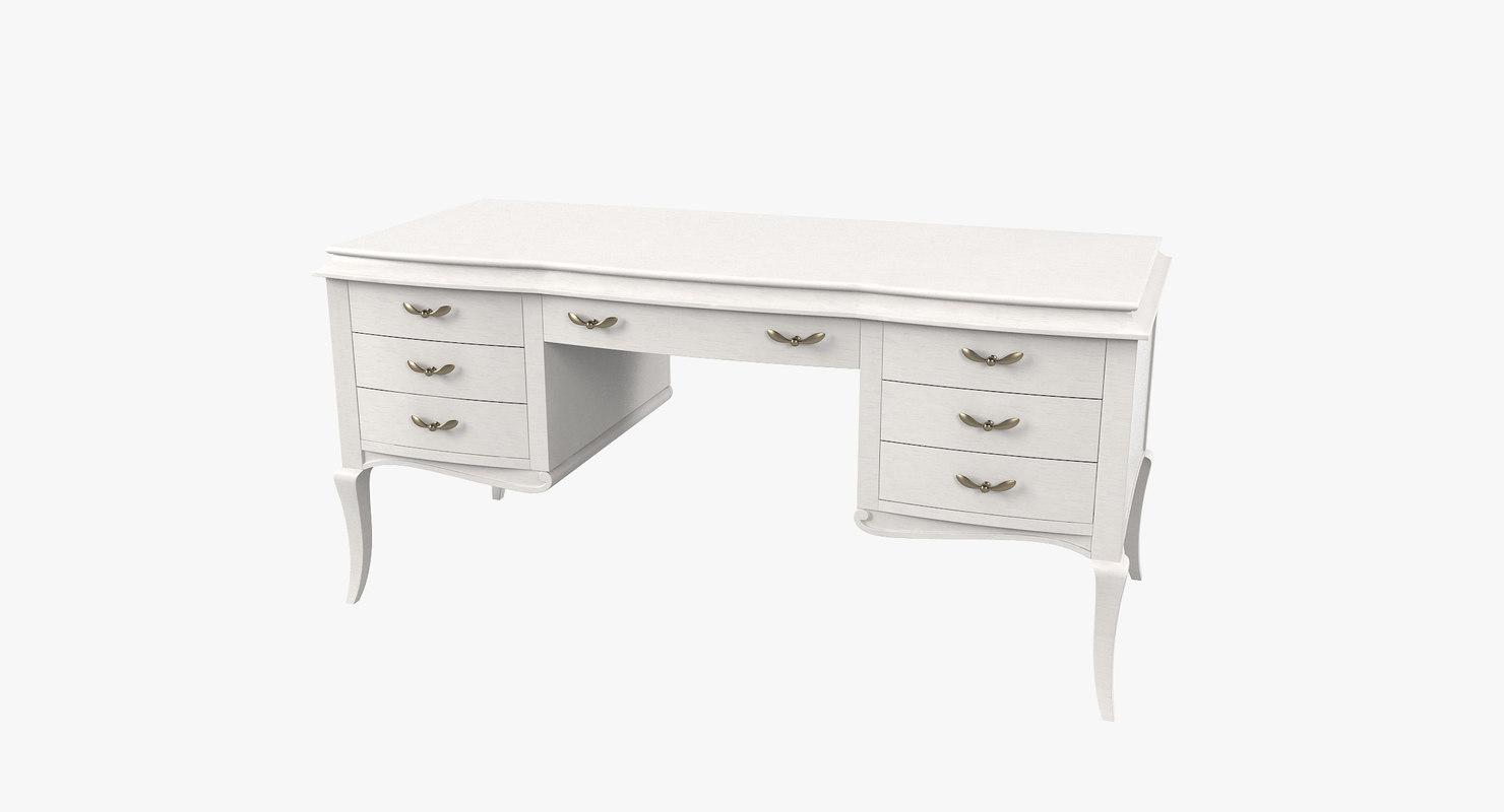 3D lci n0419 scrivania home