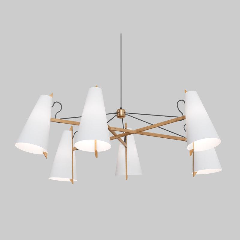 lamp light model