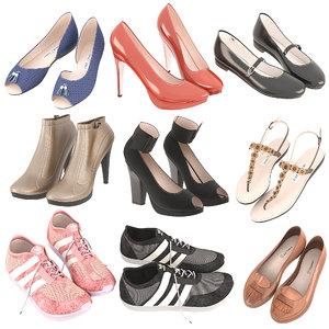 3D classic men s shoes