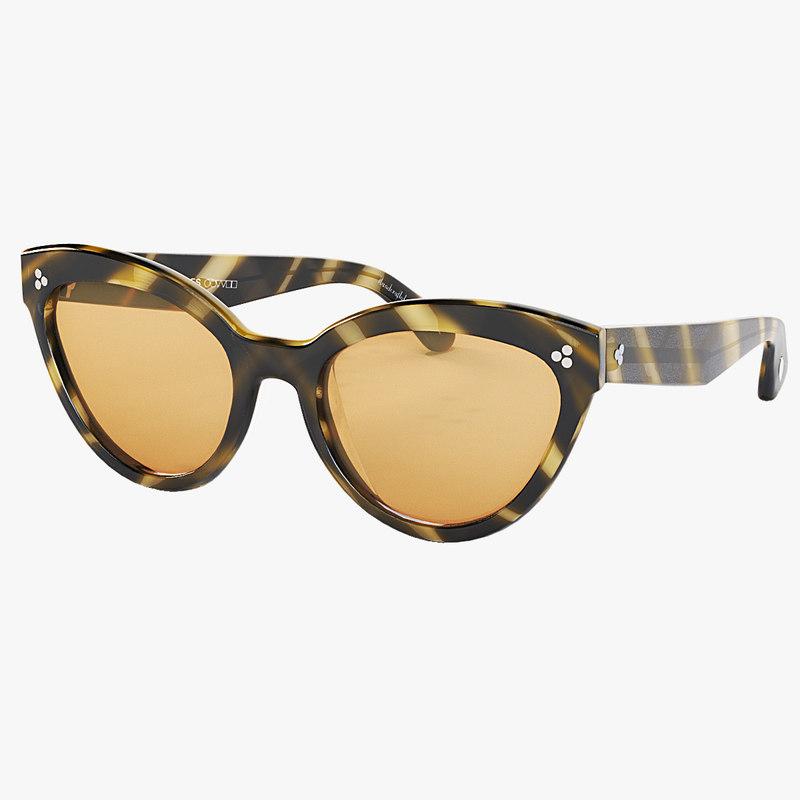 eyeglass optic eyewear 3D model