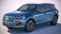 volkswagen touareg 2019 model